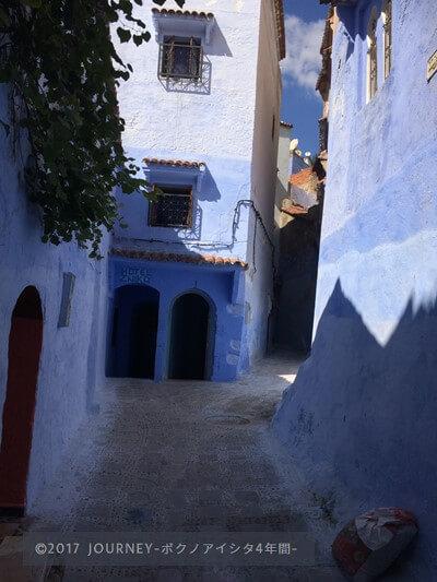 メディナの路地2