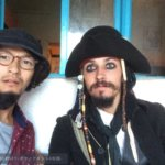 エッサウィラで出会った海賊